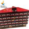 UHMWPE +Rubber+ Aluminimum Impact Bars for Conveyor Chile Market