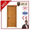 Factory Price MDF Faced Laminated Flush Wooden Door