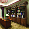Home Office Bookcase Bookshelf with Doors (GSP18-022)