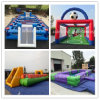 New Design Inflatable Soap Football Field /Inflatable Soccer Football Field for Sale