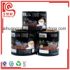 Automatic Magic Tracing Packaging Plastic Film Bag Roll for Coffee