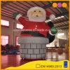 Giant Holiday Christmas Advertising Model Xmas Inflatable Santa Claus (AQ5718-1)