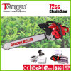 Teammax 72cc High Quality Professional Petrol Chain Saw with Oregon Chain