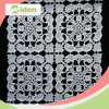 High Productivity Intalian Cotton Chemical Lace Fabric