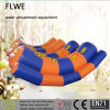 Customized Creative Village Fete Water Park Equipment