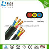 Flat Submersible Copper Conductor Pump Cable