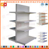 Sale Customized Supermarket Punched Convenience Store Shelving (Zhs534)