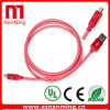 Wholesale Woven USB Cable Braided Date Cable for Samsung S4