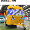 High Quality Customized Design Drink Mobile Airstream Fast Food Truck