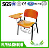 Sf-13f Wooden Training Chair with Writing Tablet Pad or Book Shelf