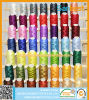 Colorful Rayon Embroidery Thread on Mini Spools
