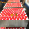 0.16mm Four Color Printed Tinplate Sheet for Tomato Sauce Can