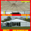 Luxurious ABS Multi Side Tent for Car Show Diameter 10m 100 People Seater Guest