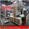 High Speed 4 Colors Serviette Paper Flexographic Printing Machine (CH804)
