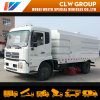 China Dongfeng 8ton Large City Sweeper Truck Road Cleaner Machine Vehicle