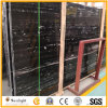 Polished Black Stone Marble for Construction/Flooring/Bathroom/Kitchen/Wall/Building Materials
