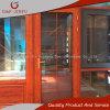 Aluminium Thermal Break Double Glazing Casement Door with Insect Screen