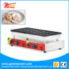 50 PCS Poffertjes Grill/Gas Poffertjes Grill /Mini Poffertjes Grill with Ce