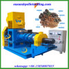 Animal Feed Floating Fish Feed Pellet Making Extruder Machine