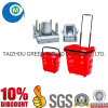 10 Years Experience Injection Plastic Shopping Basket Mould