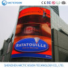 Novastar and Linsn System P8 Outdoor LED Advertising Screen