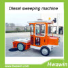Diesel Engine Road Sweeper Car for City Road