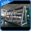 Inflatable Gray Color Floating Water Billboard Commercial Giant Inflatable Billboard Frame for Sale
