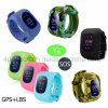 Anti-Lost Sos Kids GPS Tracker Watch with Fitness Tracking Y2