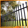 Aluminum Spear Top Ornamental Security Fence
