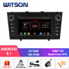 Witson Quad-Core Android 9.1 Car DVD GPS for Toyota Avensis 2008-2013 External Microphone Included