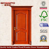 Nature Solid Wood Door Wholesale Entry Front Door (XS2-044)