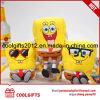 Customized Cartoon Plush Emoji Keychain, Stuffed Kids Plush Toy Keychain