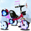 Extreme Flashing Wheel Tricycle Fat Tire Baby Tricycles for Toddlers
