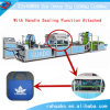 Non Woven Loop Handle Bag Making Machine