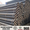 20.4mm Black Round Carbon ERW Metal Steel Pipe