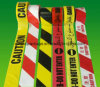 Plastic Security Caution Warning Tape