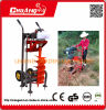 Earth Auger with Wheel