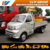 6-8m Remote Control Lifting and Lighting System with 1ton 2ton Utility Service Crane Truck