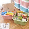 Plastic Drawer Cabinet Activity Chest with Organizer Top