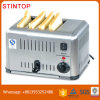 Stainless Steel Luxury Design 4 Slice Bread Toaster