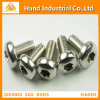 Stainless Steel Tamper Proof Machine Screw