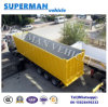 48 Cbm Heavy Duty Tipping Cargo Transport Semi Trailer/ Dumper