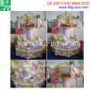 Amusement Park Small Carousel Rides, Merry Go Round Ride for Kids Equipment, Carousel Rides Game