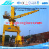 Rail Mounted Mobile Port Gantry Grab Crane