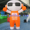 Environmental Friendly Inflatable Animals Model / Outdoor Holiday Inflatables Cartoon