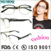 Women and Men Black Round Stainless Glasses Frames Spectacles