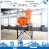 Js500 Baching Double-Horizontal Single Unit Concrete Mixer