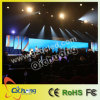 Indoor P12.5 P10 Grid Mesh Curtain Full Color LED Display for Rental Business