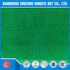 Pet Material Green Construction Safety Shade Net with Cheap Price