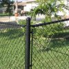 Chain Link Type Temporary Wire Mesh Mobile Fences for Security